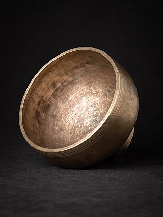 Old Nepali Singing Bowl