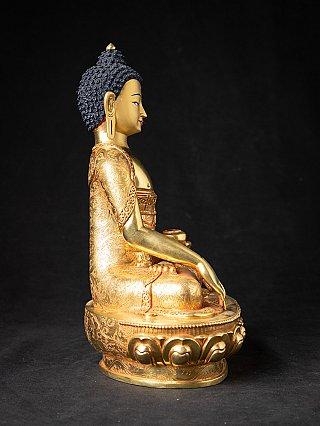 New bronze Nepali Buddha statue
