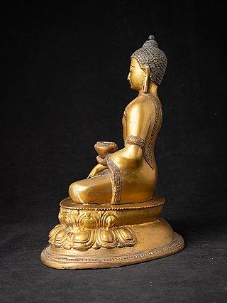 Nepalese bronzen Boeddha