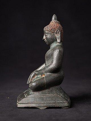 Early antique bronze Arakan Buddha statue