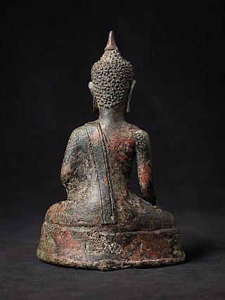 14e eeuwse Thaise bronzen U-Thong Boeddha