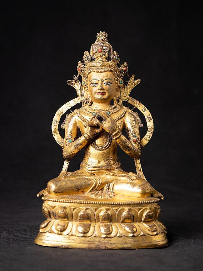 Bijzondere antieke Tibetaanse Manjushri