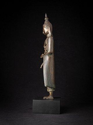 Special antique bronze Shan Buddha