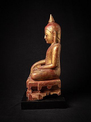 Early antique Burmese Buddha statue