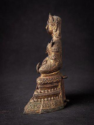 Antique Thai Rattanakosin Buddha