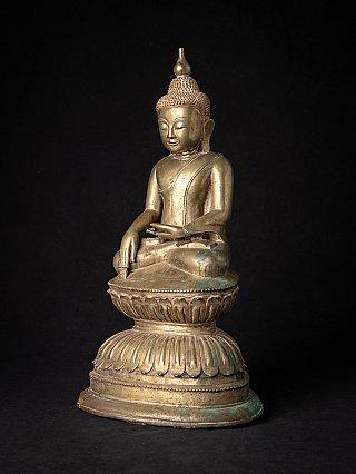 Special antique bronzen Burmese Buddha