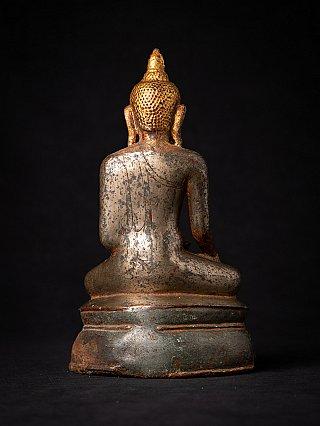 Very beautiful early bronze Arakan Buddha