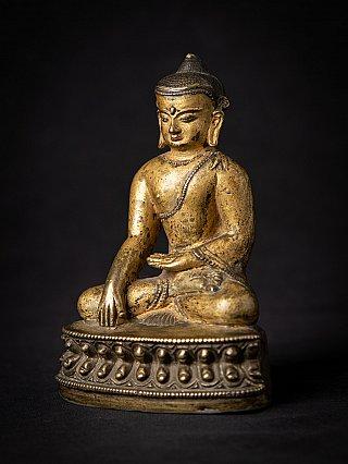 Very special 14th century Tibetan Buddha statue