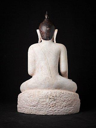 Special antique Burmese Shan Buddha statue