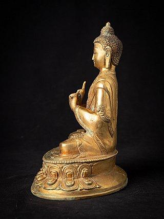 Alte bronze Nepalesische Buddhafigur