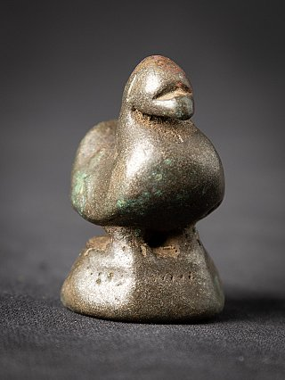 Antique bronzen Opium Weight