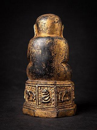 Antiek Boeddhabeeld zonder gezicht