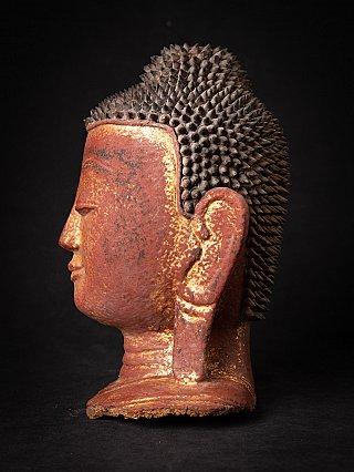 Old Buddha head - Burma