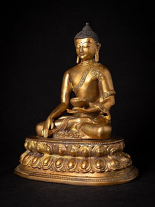 Bronzen Nepalese Boeddha