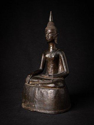 Special 16th century bronze Laos Buddha