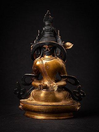Alte bronze Nepalesische Aparmita Shakti