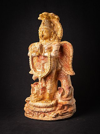 Antique Indian Sandstone Garuda