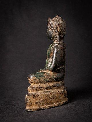 15th century bronze Laos Buddha statue
