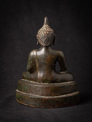 Special early bronze Thai Buddha statue