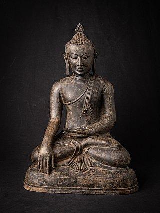 Old bronze Burmese Pagan Buddha
