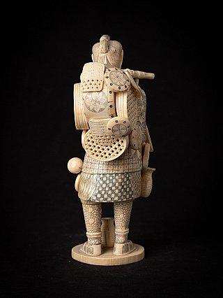 Antique ivory Japanese figure