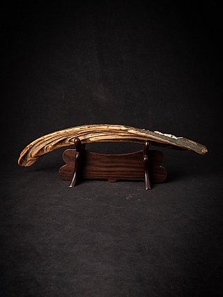 Special antique tusk of Mammoth Ivory