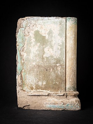 Special antique sandstone Ganesha statue