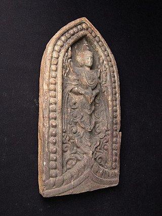 Antique terracotta panel