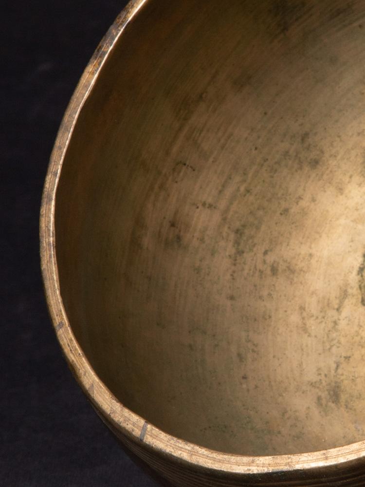 Antike Nepalesische Klangschale