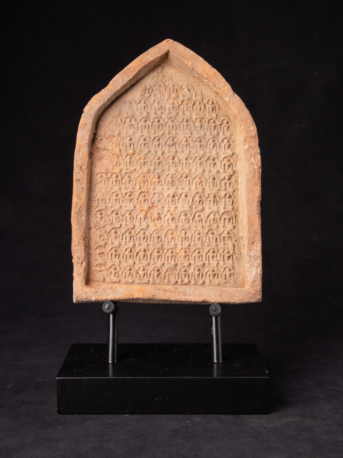 12th century Pagan Votive Tablet from Burma