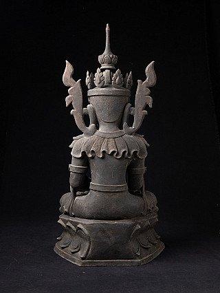 Alter sitzender Buddha