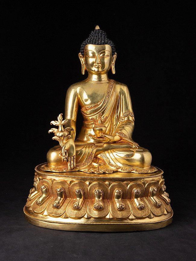 Hoge kwaliteit Nepalese Medicijn Boeddha