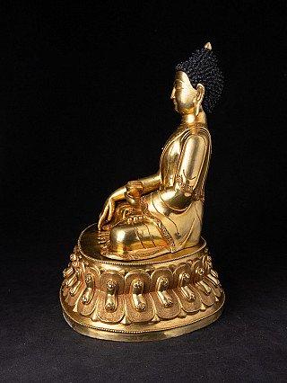 Hoge kwaliteit Nepalees Boeddhabeeld