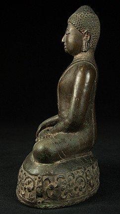 Antiek Thais Boeddhabeeld