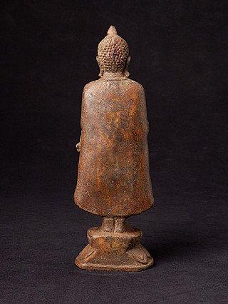 Alte bronze Bagan Buddha Figur