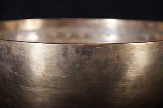 Newly made Nepali Singing Bowl