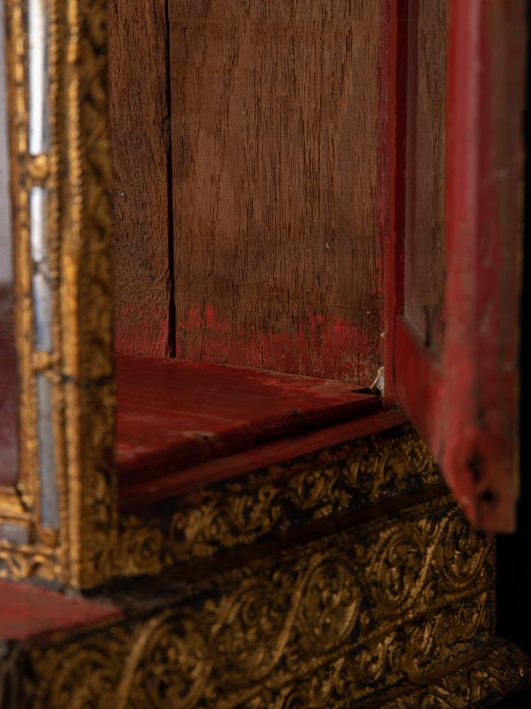 Antieke Birmese huistempel