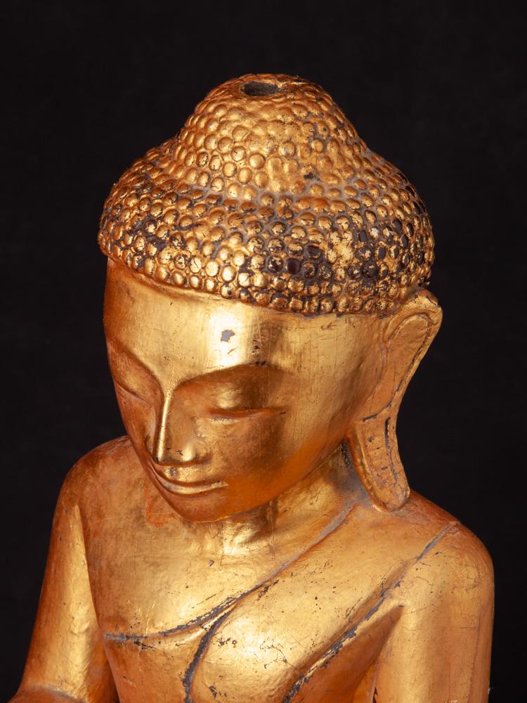 Oude Birmese Shan Boeddha