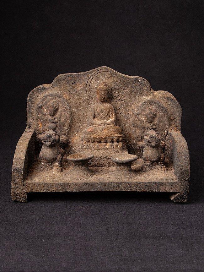 Old Nepali Buddha Altar