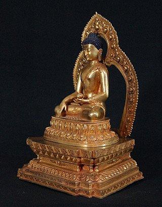 New Nepali Buddha Statue