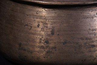 Antique Nepali singing bowls