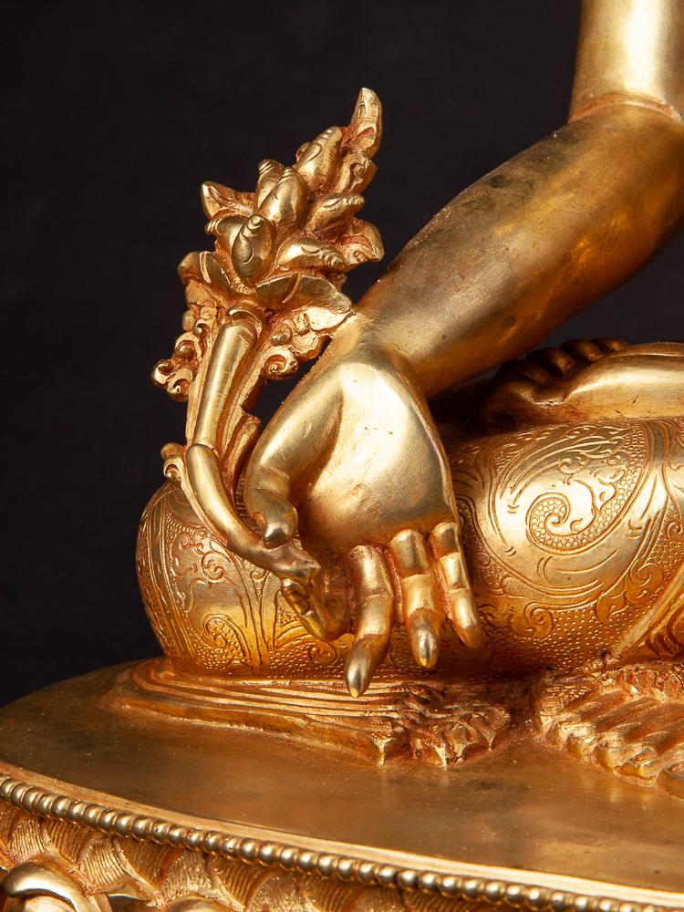 High quality bronze Medicine Buddha statue