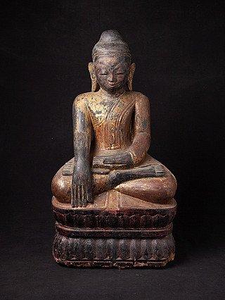 16th century Burmese Buddha statue