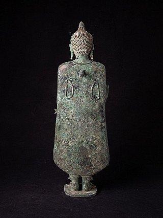 Antique bronze Pagan Buddha statue