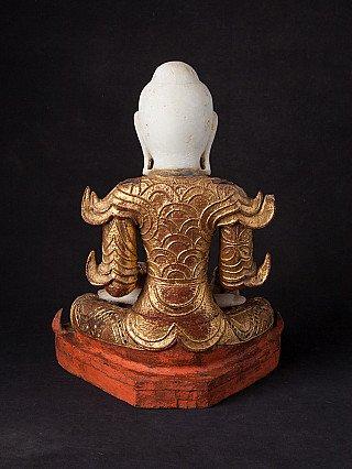 Antiek Birmees Boeddhabeeld