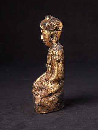 Antieke Lotus Boeddha
