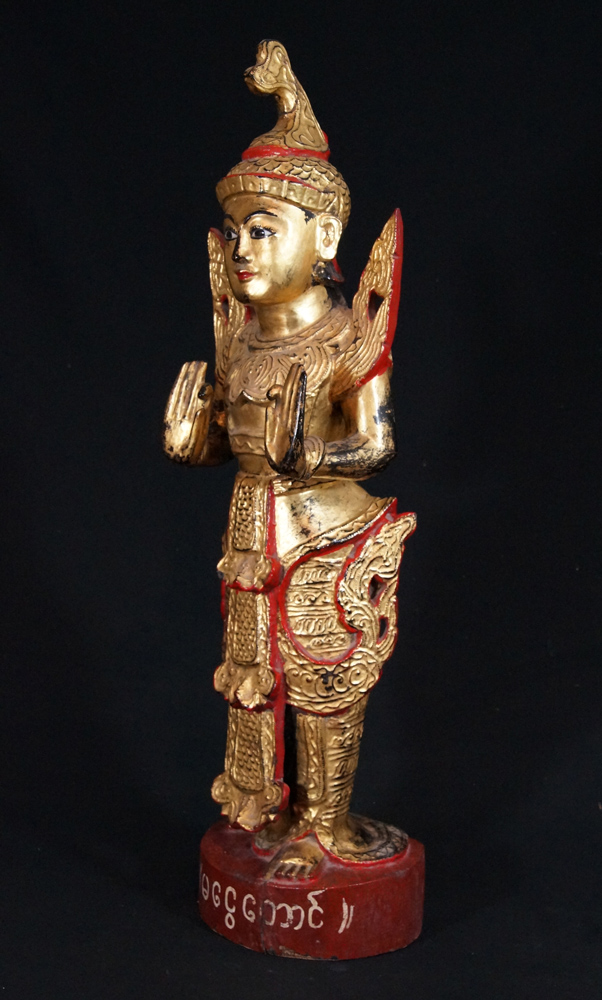 Antique Burmese Nat / spirit from Burma