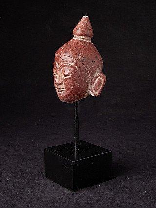 Antike Sandstein Buddha Kopf