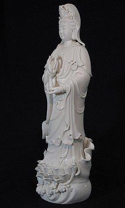 New standing Guan Yin
