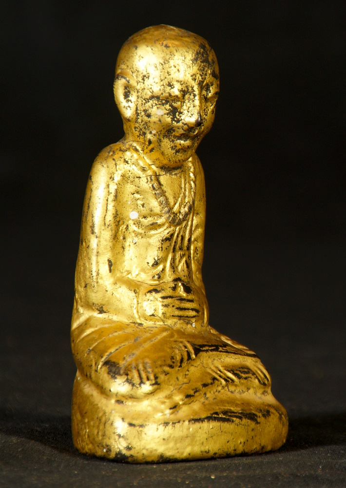 Antique standing Buddha from Burma